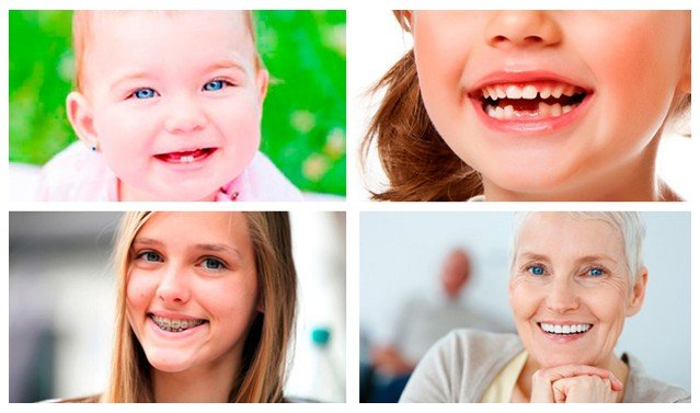 Причиной зубной боли могут быть не только заболевания, но и естественные процессы. К примеру, смена молочных зубов постоянными.