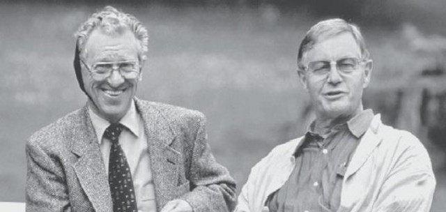 Госта Ларссон стал первым человеком, на котором опробовали методику имплантации зубов. Все 4 имплантата успешно прослужили до самой смерти Ларссона, то есть 40 лет.